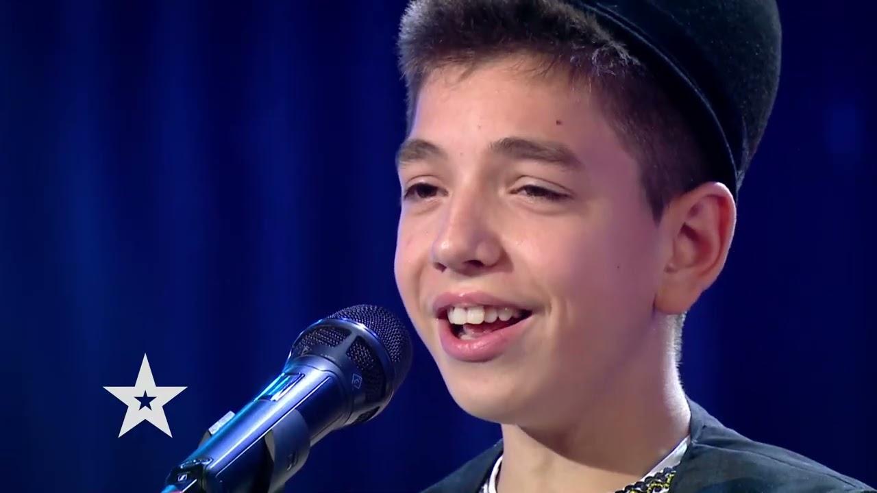 Românii au talent 2021: Iliuţă de la Jina - solist instrumentist