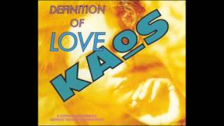 Kaos - Definition of Love (Extended Vocal Mix) - 1989