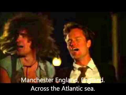 Manchester- Hair (Lyrics)