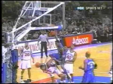 2002 NBA Top 10 Plays Of The Year (2001-2002 Season)