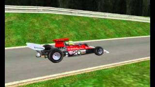 F1 1972 Championship  C R E W  F1Seven mod F1C Grand Prix F1 Challenge  Brand Hatchs Nurburgring   Nordschleife