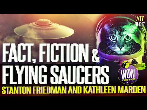 Fact Fiction and Flying Saucers.  A World Of Weird #17