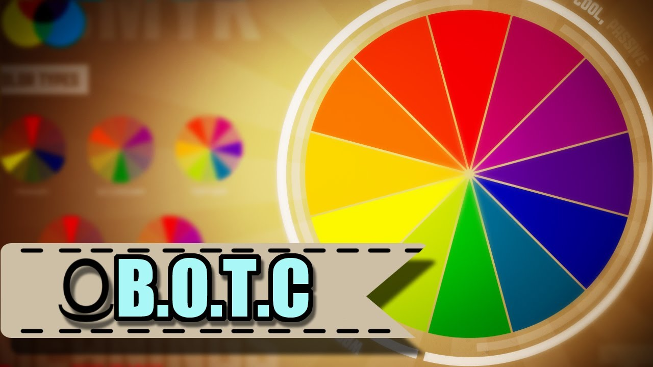 Basics Of Color Theory basic color theory - youtube
