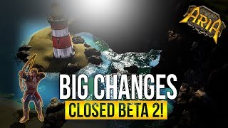 BIG CHANGES Closed Beta 2! | Legends of Aria (Ultima Online 2)