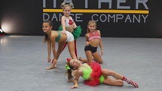 Mather Dance Company | Ariana Grande - Santa Tell Me | Choreography