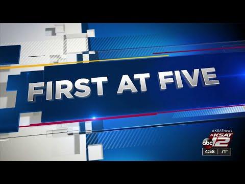 KSAT 12 NEWS AT 5, DEC. 23, 2019
