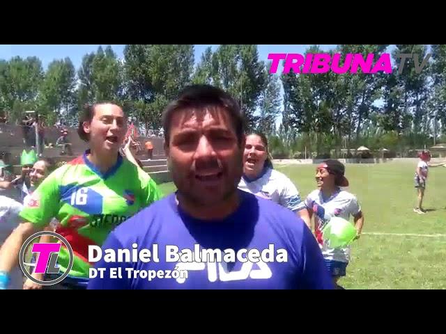 El Tropezón campeón del primer torneo de fútbol femenino de la Liga Sanrafaelina