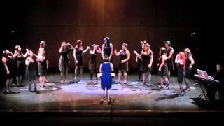 los dos gavilanes adelis freites voces femeninas del coro filarmónico juvenil ofb