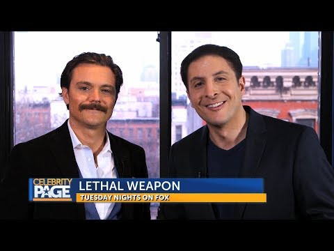 Hollywood Insider: Lethal Weapon's Clayne Crawford
