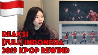 Download lagu Orang Korea Reaksi [FULL] 2019 KPOP REWIND INDONESIA Reaction
