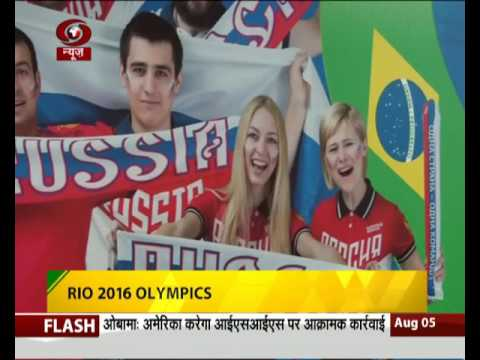 IOC clears 271 Russian athletes to compete in Rio Olympics