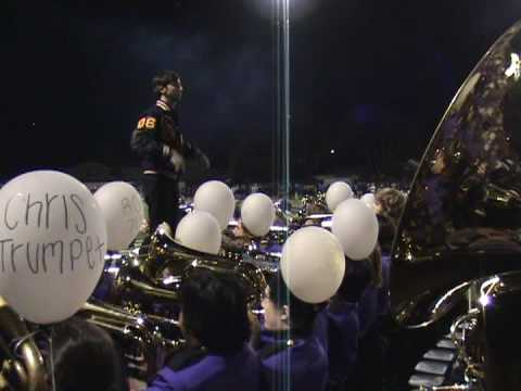 111408 - Amador High School Marching Band