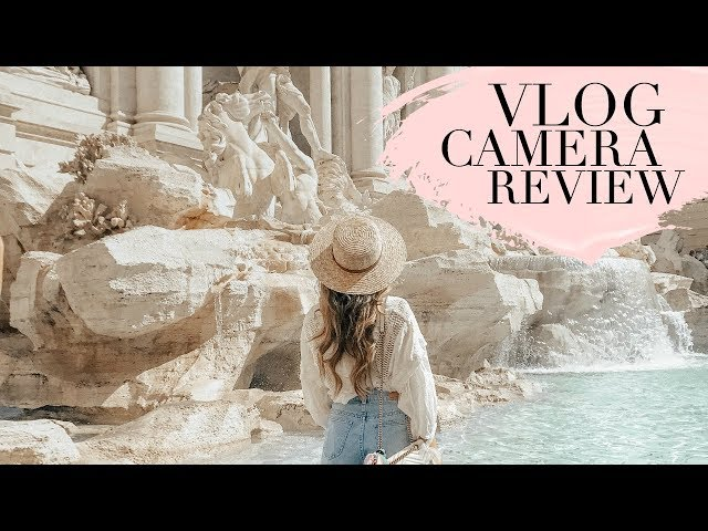 CANON G7X MARK II REVIEW IN ROME | TRAVEL VLOG