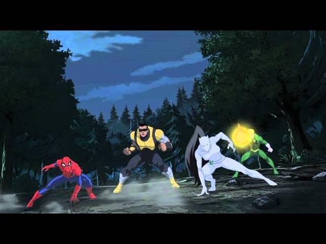 Történelmi áttekintés Pókember animációs megjelenéseiről - Marvel  Magyarország 0db5261a88