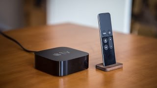 Tested In-Depth: Apple TV (4th Generation)