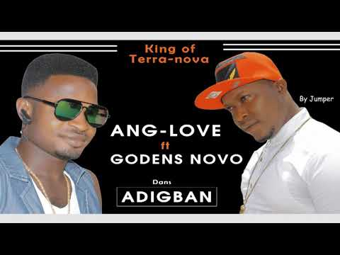 Ang-love ft  Godens Novo (Adigban) by JUMPER