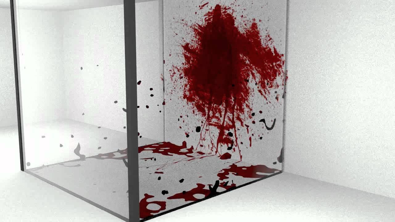 Blood Splatter Test