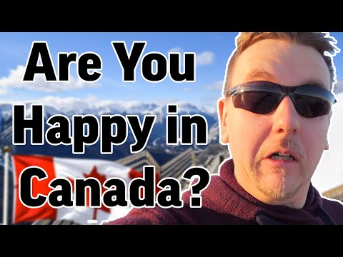 Are You Happy In Canada?