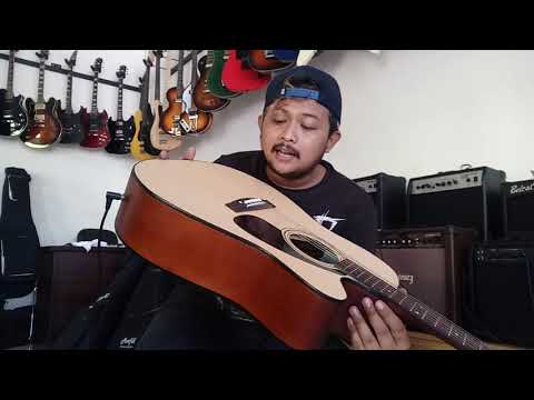 Review Gitar Akustik elektrik MURAH!! GIMANA CARANYA SUPAYA JADI ENAK by #dennystunt | SOLD TO BATAM
