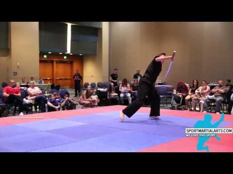 2015 Palm Beach MA Expo Youth Sword Demo
