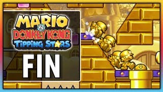 Mario vs. Donkey Kong: Tipping Stars - Finale