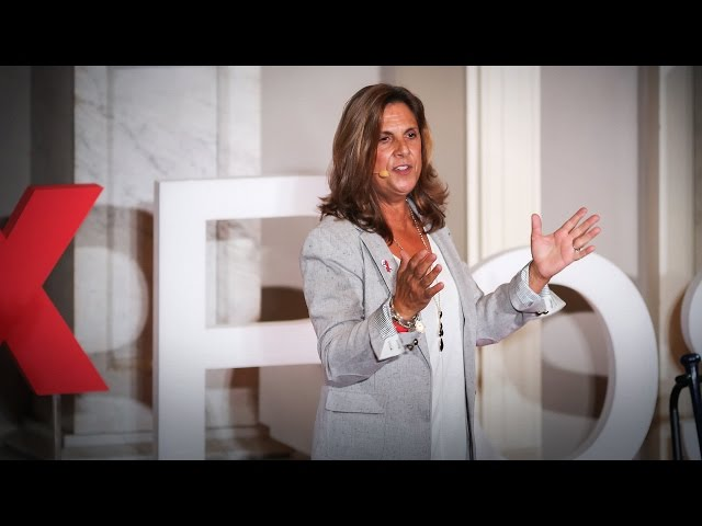 【TED】Nancy Frates: Why my family started the ALS Ice Bucket Challenge. The rest is history