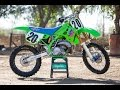 Racer X Films: 1990 KX250 (Project 90)