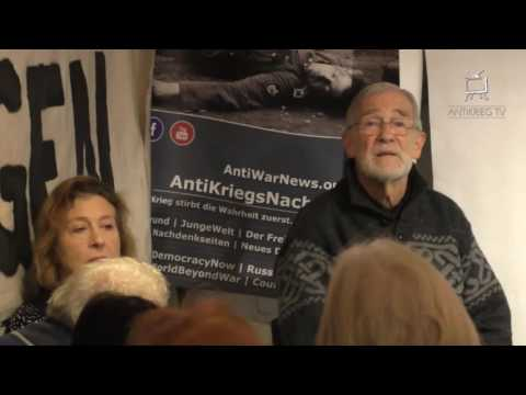 Ray McGovern, ehem. CIA-Analyst - US-Wahlen & Deutschlands Rolle in den Kriegen (antikriegTV)