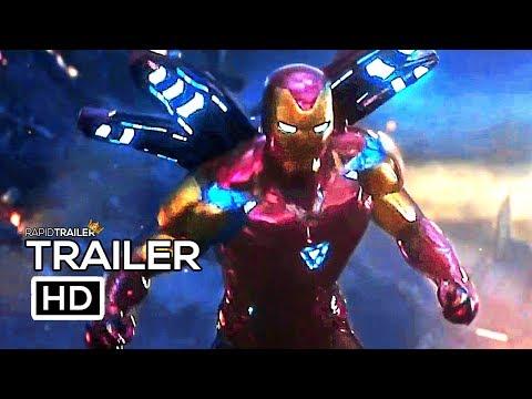 AVENGERS 4: ENDGAME 'To The End' Trailer (2019) Marvel, Superhero Movie HD
