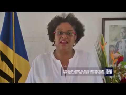"""Guyana Election Robbery  Ep 205 CARICOM Mia Mottley Blasts Attempt To """"Confuse & Frustrate"""" The Will from YouTube · Duration:  4 minutes 33 seconds"""