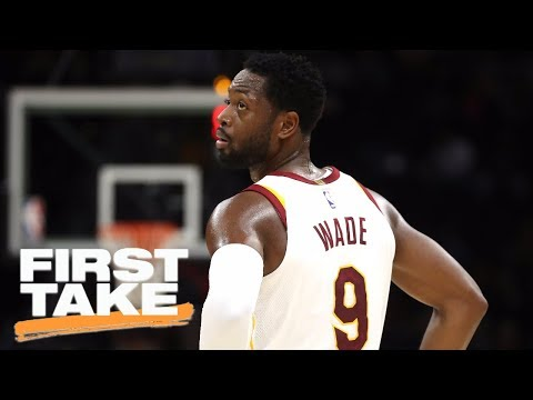 Dwyane Wade alters Cavaliers' dynamic, not all for better | First Take | ESPN
