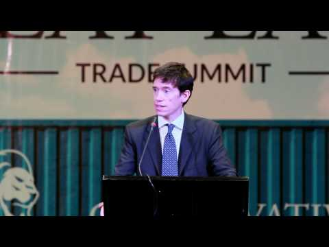 Greater Trade in Services by Rory Stewart, Minister for International Development, UK