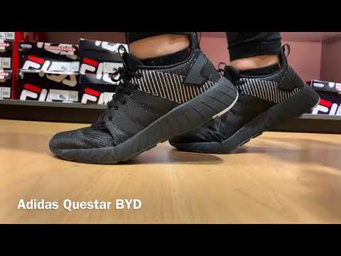 Unboxing sneakers Adidas Questar BYD W DB1688 YouTube
