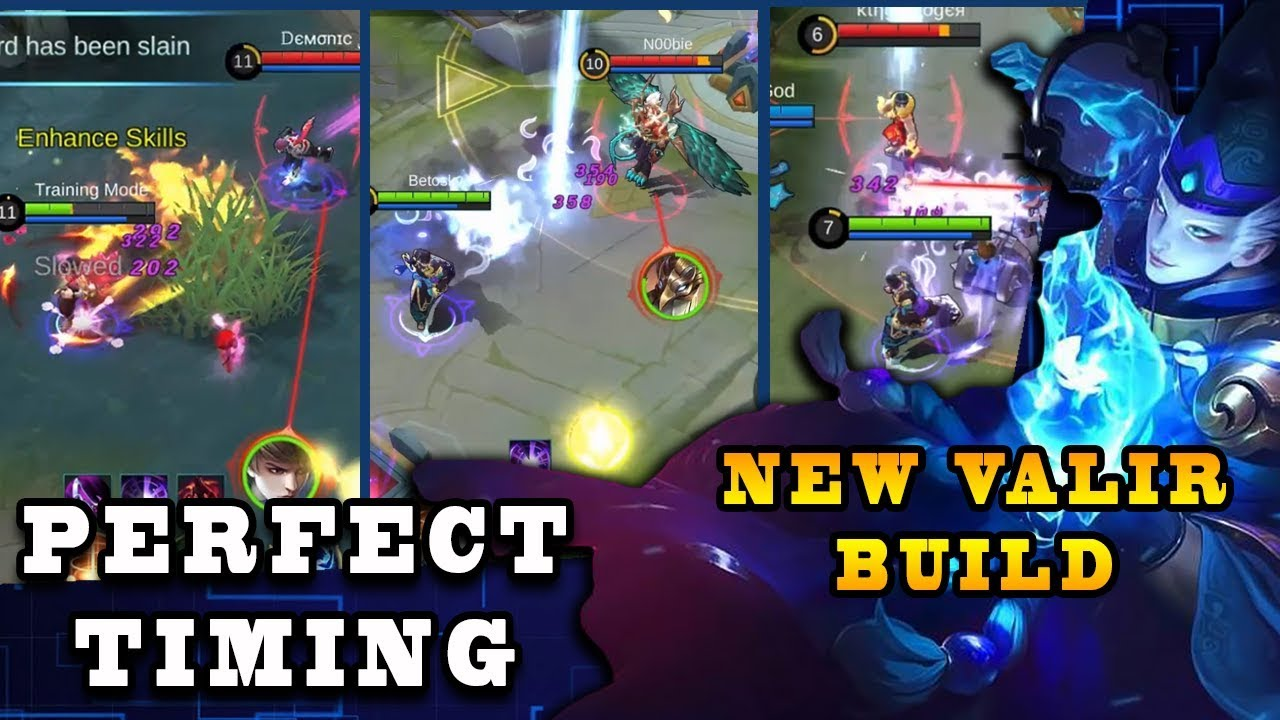This New Build Will Take Your Valir To The Next Level | Mobile Legends