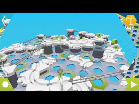 GraviTrax - Das interaktive Kugelbahnsystem als App