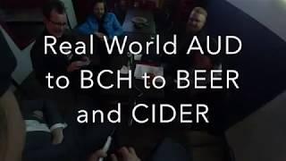 Using Bitcoin Cash in Sydney Australia