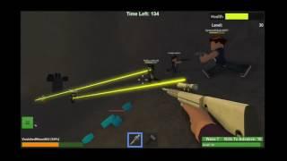 roblox: Zombie rush # 9