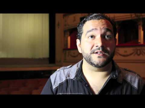 René Barbera - La gazza ladra - Rossini Opera Festival 2015