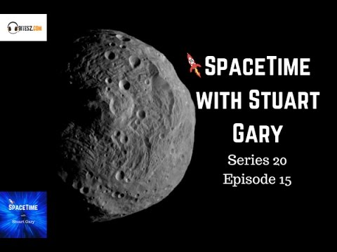 Organic material discovered on Ceres - SpaceTime with Stuart Gary S20E15