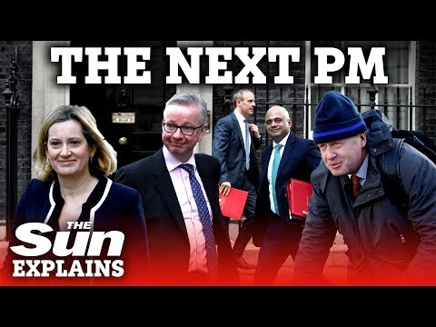 The next Brexit PM: who takes over if May gets ousted?