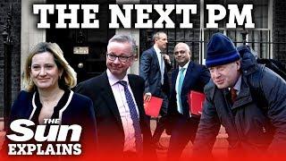 Wie volgt Theresa May op als premier van het Verenigd Koninkrijk?