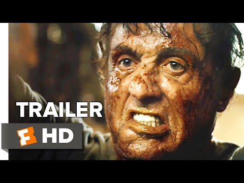 BigKat Kris Stevens - YES! Rambo: Last Blood Trailer