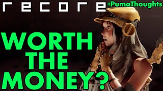 ReCore for Xbox One - IS IT WORTH THE MONEY? #PumaThoughts