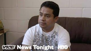 Migrants Are Crossing The Border To Escape Danger At Home Despite Trump's Policies (HBO)