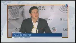 El Gobierno Federal Despilfarra El Dinero En Proyectos Faraónicos: Samuel García