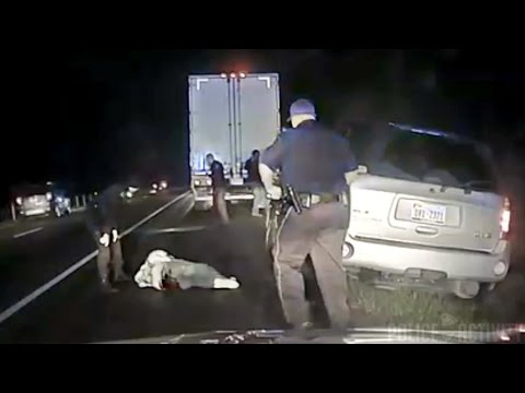 Dashcam Video Of Alabama Cop Who Shot Man Holding His Wallet