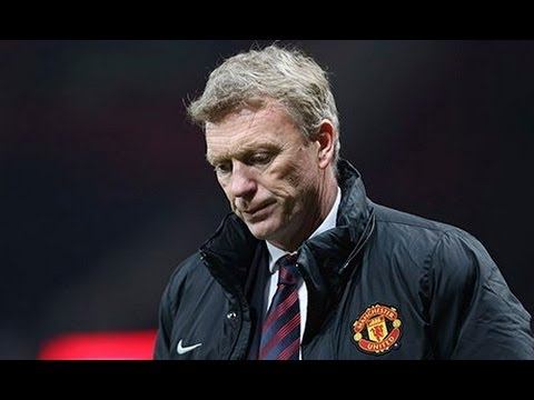 David Moyes's Miserable Time As Manchester United Manager