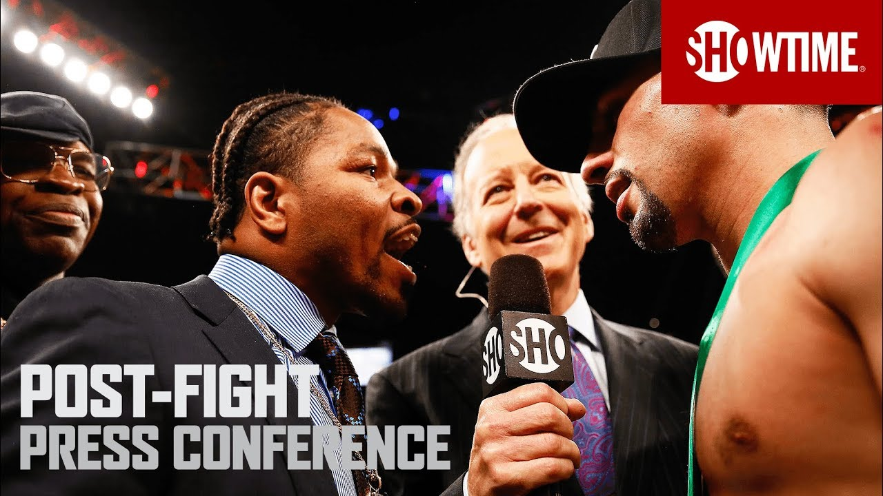 Garcia vs. Porter: Post-Fight Press Conference | SHOWTIME CHAMPIONSHIP BOXING
