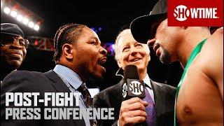 Garcia vs. Porter: Post-Fight Press Conference | SHOWTIME CHAMPIONSHIP BOXING