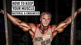 How To Keep Your Muscle | Natural & Enhanced During Coronavirus Gym Closures